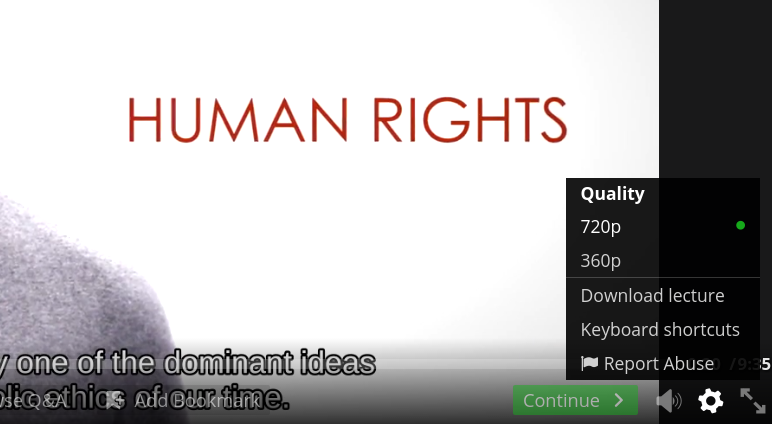 Troubleshooting Mooc Chile Human Right Courses Online For Free